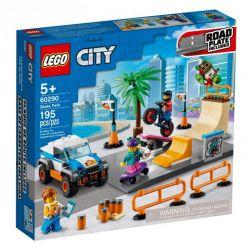60290 LEGO CITY SKATEPARK