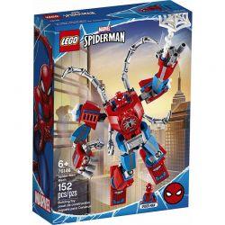 76146 LEGO MARVEL AVENGERS MECH SPIDER-MAN