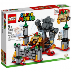 LEGO 71369 SUPER MARIO WALKA W ZAMKU BOWSERA