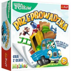 02071 TREFL GRA PRZEPROWADZKA RODZINA TREFLIKÓW