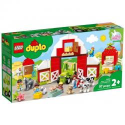 10952 LEGO DUPLO STODOŁA TRAKTOR I ZWIERZĘTA GOSPODARSKIE