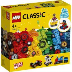 11014 LEGO CLASSIC KLOCKI NA KOŁACH