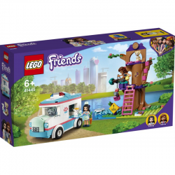 41445 LEGO FRIENDS KARETKA WETERYNARYJNA