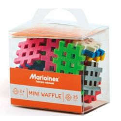 902110 MARIOINEX MINI WAFLE KONSTRUKTOR 35 EL.