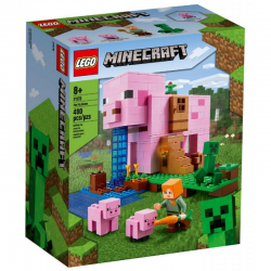 21170 LEGO MINECRAFT DOM W KSZTAŁCIE ŚWINI
