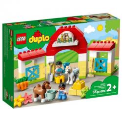 10951 LEGO DUPLO STADNINA I KUCYKI