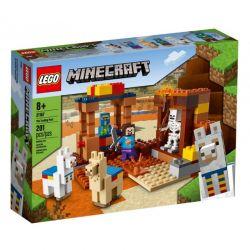 21167 LEGO MINECRAFT PUNKT HANDLOWY