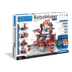 50523 CLEMENTONI ROBOMAKER PRO LABORATORIUM ROBOTYKI