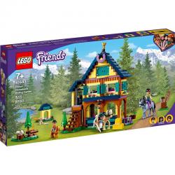41683 LEGO FRIENDS LEŚNE CENTRUM JEŹDZIECKIE