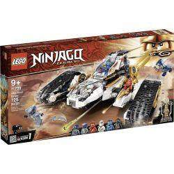 71739 LEGO NINJAGO POJAZD ULTRADŹWIĘKOWY
