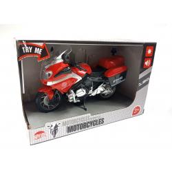 828375 MOTOR MOTOCYKL STRAŻACKI STRAŻ POŻARNA