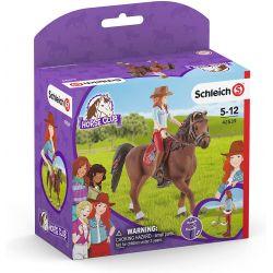 42539 SCHLEICH HORSE CLUB HANNAH & CAYENNE KOŃ