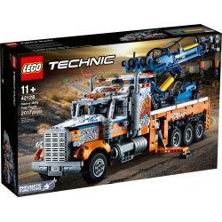 42128 LEGO TECHNIC CIĘŻKI SAMOCHÓD POMOCY DROGOWEJ
