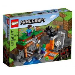 21166 LEGO MINECRAFT OPUSZCZONA KOPALNIA