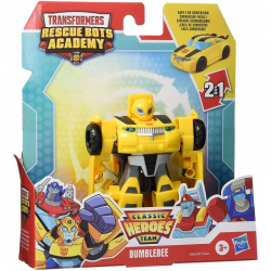 F0886 TRANSFORMERS BUMBLEBEE RESCUE BOT ACADEMY