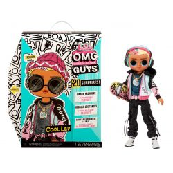576716 LOL SURPRISE OMG GUYS DOLL COOL LEV